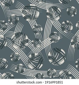 Abstract seamless background. Geometric pattern. Pattern for print, advertising, web design.