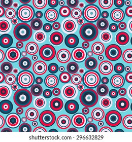 abstract seamless background pattern