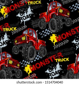 Monster Truck Images Stock Photos Vectors Shutterstock