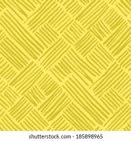 Abstract seamless hand drawn pattern. Vector illustration