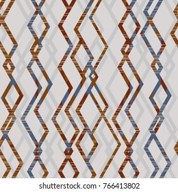 Abstract seamless image, colorful graphics and tapestries It can be used as a pattern for the fabric Endless pattern can be used for ceramic tile, wallpaper, linoleum, web page background