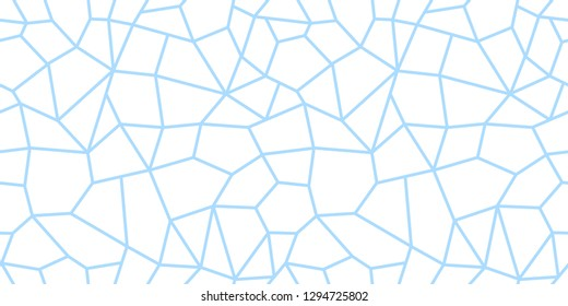 Abstract seamless light blue texture pattern