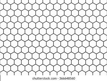 Abstract seamless pattern background like a Soccer or Football net, Vector illustration