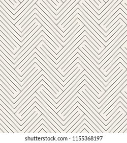 Abstract seamless pattern. Geometric simple regular background. Vector illustration with thin linear grid.