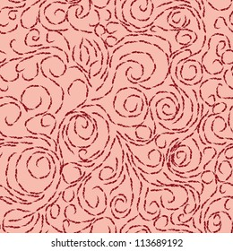 abstract seamless texture for you design. Vector illustration