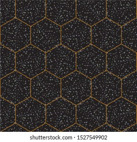 Abstract seamless tile background. Noise structure with tiles. Vector image