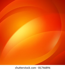 Abstract smooth lines vector background. Eps 10.