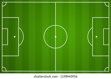 abstract soccer field background