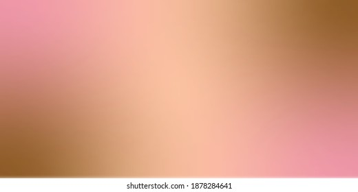 Abstract soft gradient pink beige colors background.