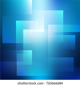 Abstract soft light rectangle background