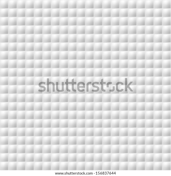 Abstract Soft Textured Background Squares White Stock Vector ...