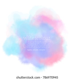 abstract soft vector background