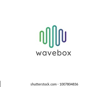 Circle Waves Logo Images, Stock Photos & Vectors | Shutterstock