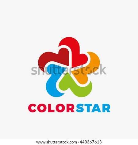 Abstract star logo abstract business logo stock vector royalty free abstract star logo abstract business logo design template logo template editable for your business accmission Image collections