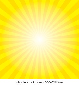 abstract sunburst effect background - seamless pattern background