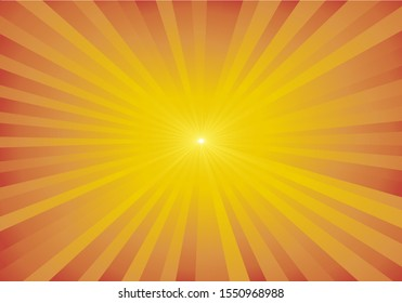 Abstract sunny summer background design
