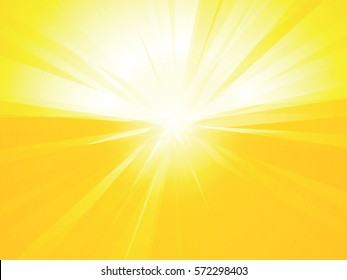 abstract sunshine vector pattern