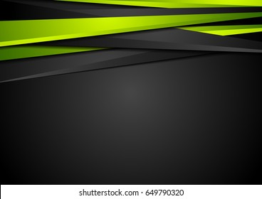 Abstract tech corporate vector concept background