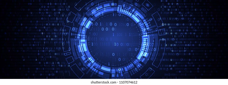 Abstract technological background. Structure pattern technology backdrop. Vector