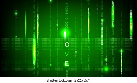 abstract technology background  wallpaper