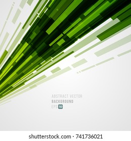 Abstract technology bright lines with light vector background. Eps 10. Concept for mobile wallpaper, web banner backdrop or typography design with place for text.