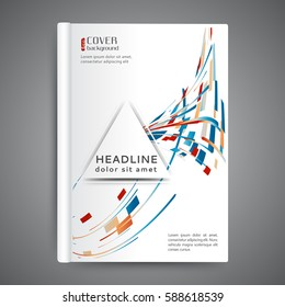 book cover template images stock photos vectors shutterstock