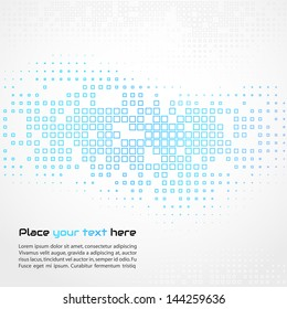 Abstract template  mosaic background
