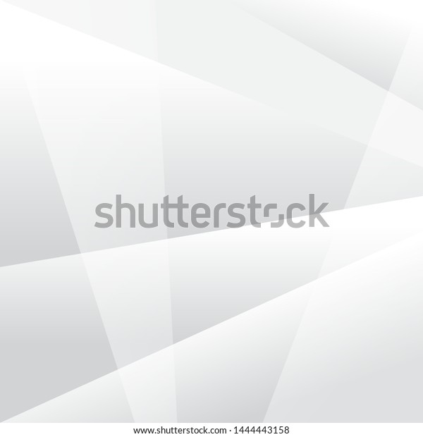 Abstract Texture Geometric White Gray Color Stock Vector (Royalty ...
