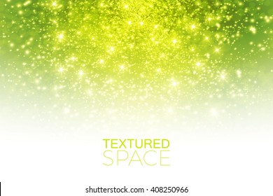 Abstract Textured Background. Glitter & Dust. Vector illustration