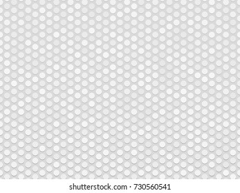 abstract tile gray background with polka dots