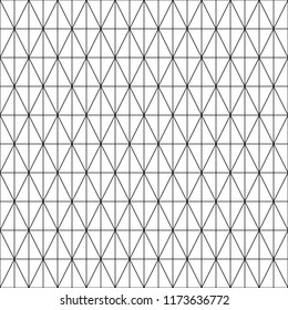 Abstract tiny Square geometric pattern texture or background. Illustration for fashion minimalistic design. Modern elegant endless wallpaper. Black Color.