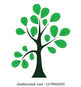 Abstract of tree - Vector Illustration