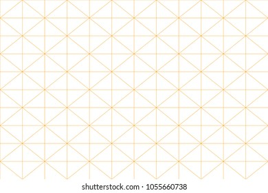 Abstract triangles vector background. Geometric seamless texture. Pastel colors