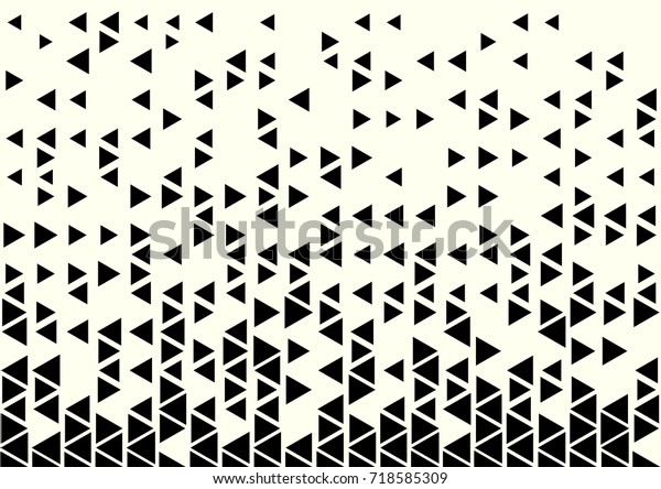 Abstract Triangular Wallpaper Modern Background Simple Stock