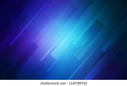 Abstract vector background with colorful gradient.