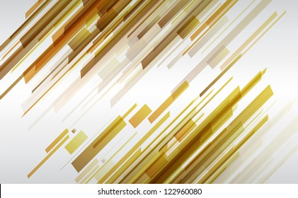 Abstract vector background of dark lines.