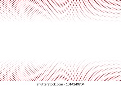 Abstract vector background. Halftone modern graphic template. Black and pink Dotted texture.