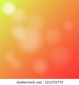 Abstract Vector Background with Light Effects. Bright Festive Backdrop for Events like Christmas, New Year, Birthdays etc. Vector Illustration.