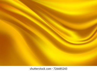 Abstract vector background luxury purple cloth or liquid wave or wavy folds of grunge silk texture satin velvet material, luxurious background or elegant wallpaper