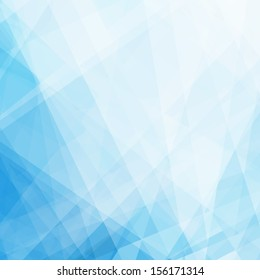 Abstract vector background. Template for style design. Lowpoly vector illustration. Used transparency layers of background