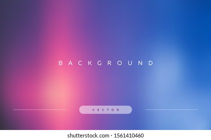 Abstract vector colorful background. Smooth wallpaper design to decorate back side. Elegant light minimalistic design.