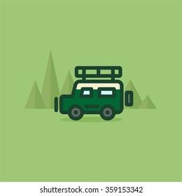 Land Rover Sport Stock Illustrations Images Vectors Shutterstock