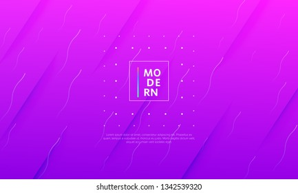 Abstract vector geometric background. Landing page for commercial business concept. Eps 10.