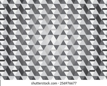 abstract vector gradient background with triangle pattern