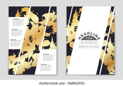 greenery greetinginvitation card template design leaves stock vector