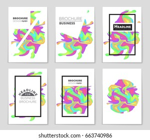set collection group modern simple isolated stock vector royalty