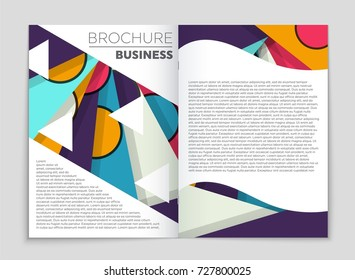 Abstract vector layout background set. For art template design, list, front page, mockup brochure theme style, banner, idea, cover, booklet, print, flyer, book, blank, card, ad, sign, sheet,, a4.