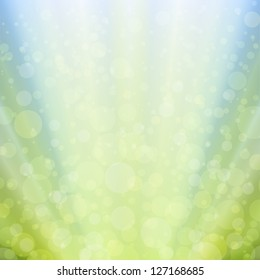 Abstract vector multicolored background