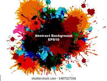 Holi Background Images, Stock Photos & Vectors | Shutterstock