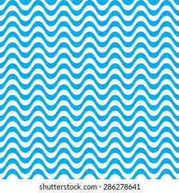 Abstract Vector Striped Seamless Pattern .